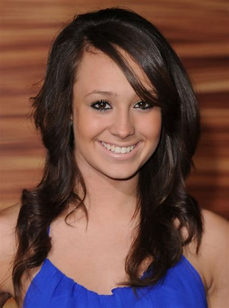 brunette hairstyles with side fringe long brown hair styles with side bangs caitlyn taylor