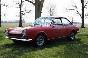 Fiat 124 Coupe For Sale Usa Clean 1969 Fiat 124 Coupe Bring A Trailer