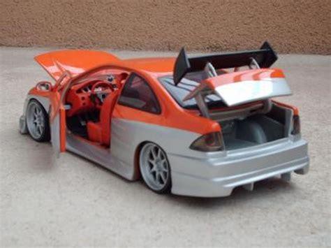 Die Cast Miniatur Motor Honda Hornet 1 New honda civic parotech orange gray ertl diecast model car 1 18 buy sell diecast car on