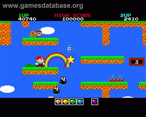 Gamis Rainbow Rainbow Islands Commodore Amiga Database