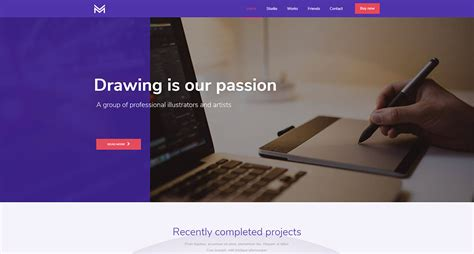 website templates for visual artists designing for small businesses use these 13 quality