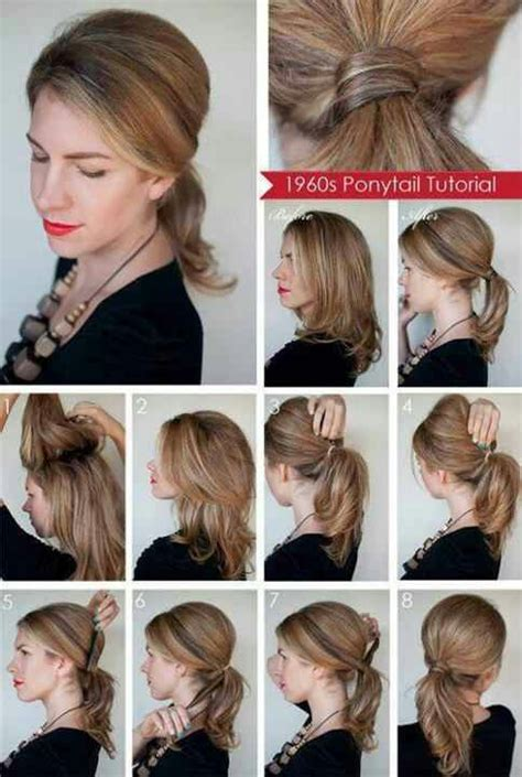 easy hairstyle tutorials for hair 32 amazing and easy hairstyles tutorials for summer