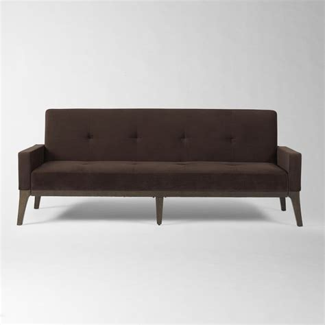 west elm sofa bed clean modern sofa bed west elm furniture pinterest