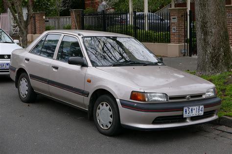 file mazda familia sedan 1991 jpg wikimedia commons file bg series 2 1 6 sedan file mazda 626 hatchback