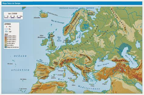 d europa socials 1r eso 3 relleu d europa