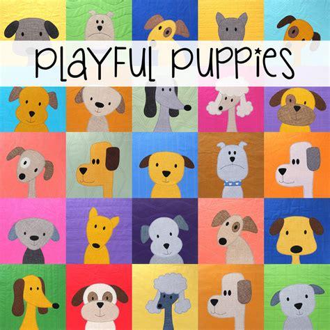 applique quilt pattern puppy quilt applique pattern pdf