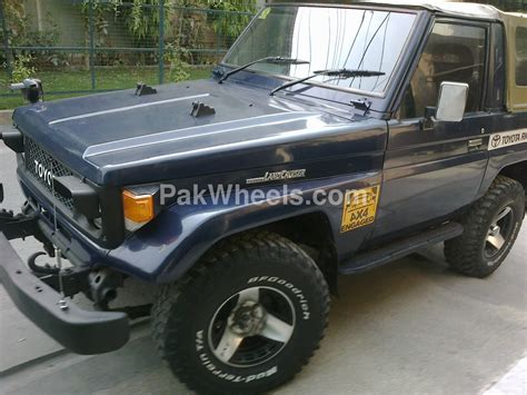 jeep toyota toyota rkr jeep for sale in pakistan