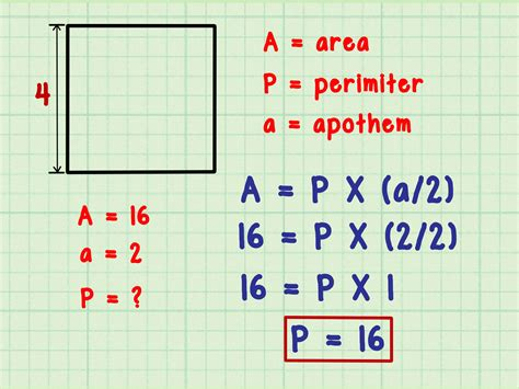 How To Find Pictures Of On The How To Find The Perimeter Of A Polygon 4 Steps With Pictures
