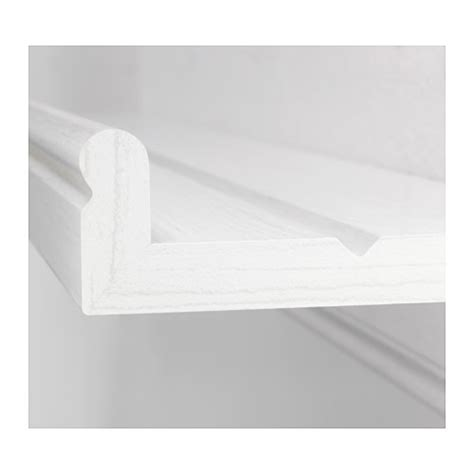 ikea ledge knopp 196 ng picture ledge white stained 75 cm ikea
