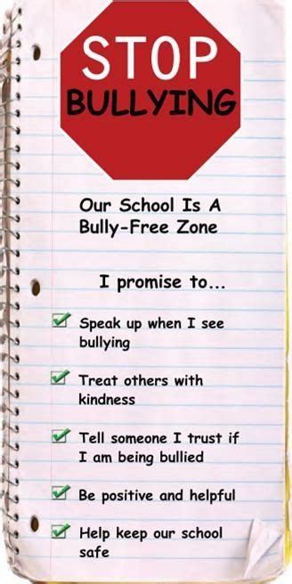 printable bullying bookmarks 82 best bully prevention resources images on pinterest