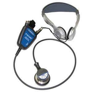 amplified stethoscope