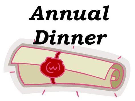 annual dinner annual dinner