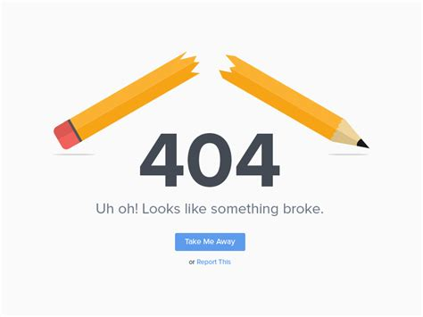 page not found error 404 web design professionals what makes a solid 404 page with exles wpromote blog