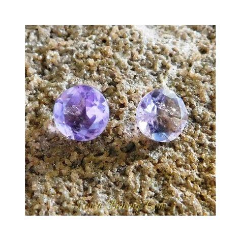 Promo Terlaris Batu Permata Kecubung Ungu Amethyst 5pcs promo 2 pcs batu permata amethyst purple cut 2 20 carat
