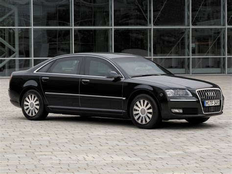Armored Audi A8 by 2008 Armored Audi A8l W12 Security D 3 Police G Wallpaper