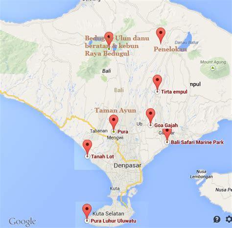 10 Tempat Wisata Di Bali Yang Paling Banyak Dikunjungi