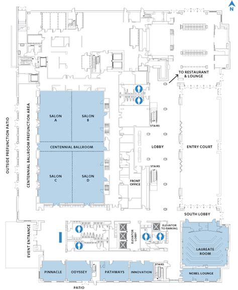 conference room floor plan meeting room floor plans capacities ucla luskin