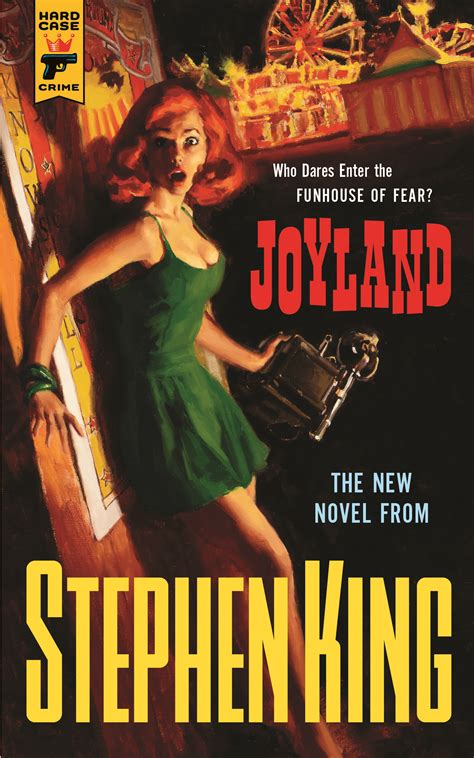 summary it by stephen king books book review stephen king s joyland has the power to