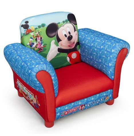 Bantal Sofa Dekorasi Disney Mickey Mouse Stand new delta children disney mickey mouse upholstered chair padded armchair ebay