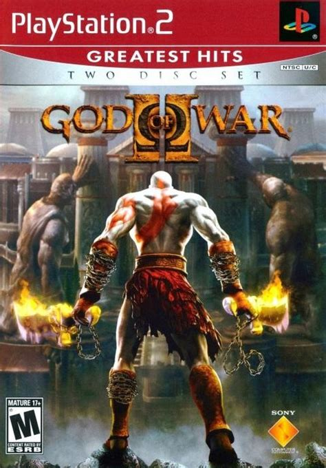 emuparadise god of war 1 god of war ii usa iso