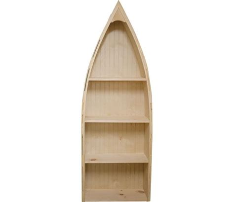 boat bookcase from mill store nursery