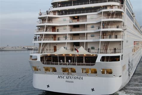 msc sinfonia low cost cabin msc cruises review