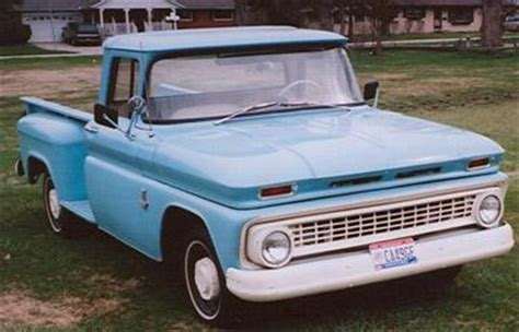 chevrolet pickup 1963: review, amazing pictures and images