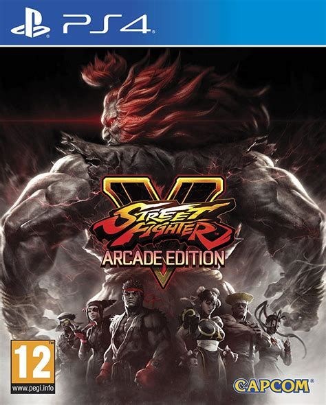Ps4 Fighter V Arcade Edition New fighter v arcade edition ps4 new buy from