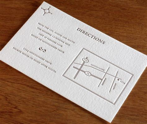 wedding direction card template wedding reception direction cards template wedding