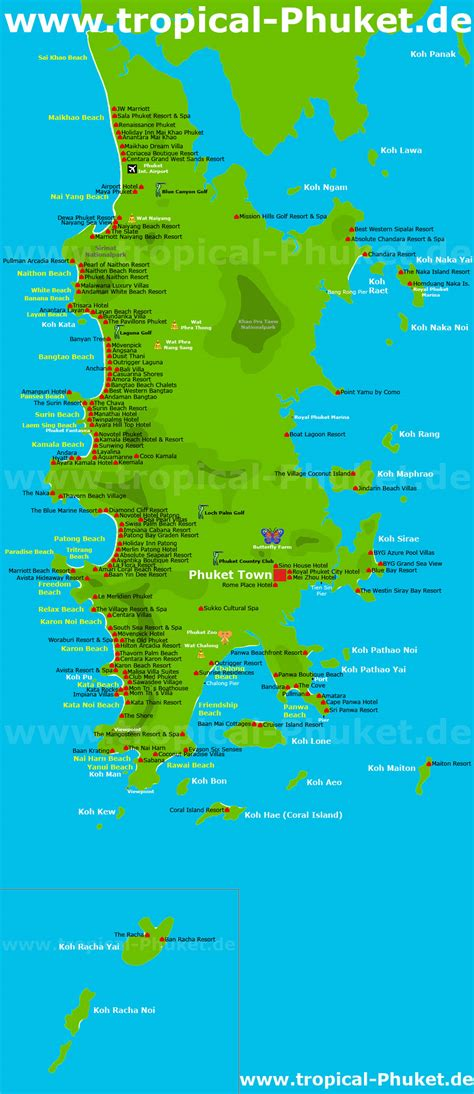 katathani resort map strandresorts bungalows unterk 252 nfte und hotels in