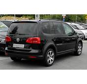 VW CrossTouran Technical Details History Photos On