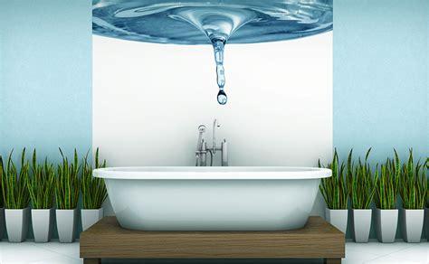 tapete badezimmer tapeten f 252 rs badezimmer bei hornbach