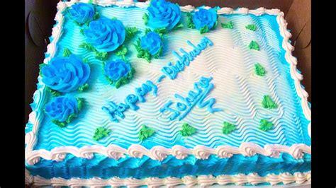como decorar pasteles con rosas como decorar un pastel con chantilly preparado youtube
