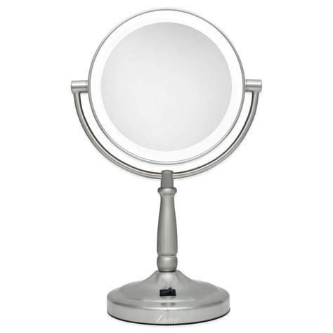conair two sided makeup mirror with 4 light settings mirrors unique vanity mirror ideas with conair lighted