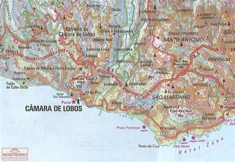 0004488997 carte touristique madeira en madere carte touristique nostromoweb