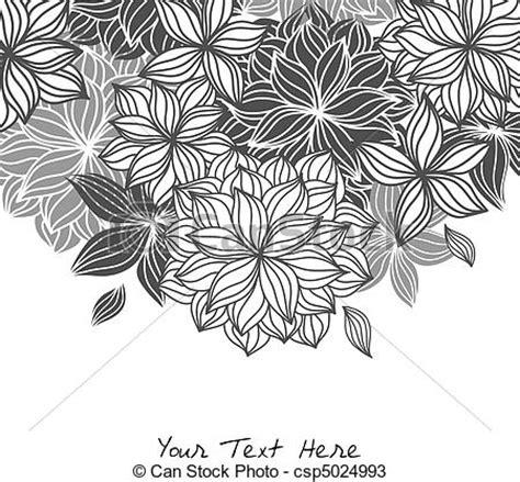 doodlebug florist byron ga vectores de floral garabato plano de fondo