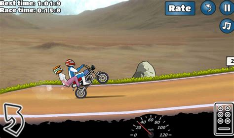 wheelie challenge indir android motor yaris oyunu