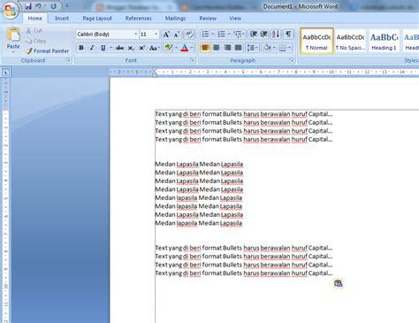 membuat footnote office 2007 panduan sederhana microsoft office 2007 cara membuat