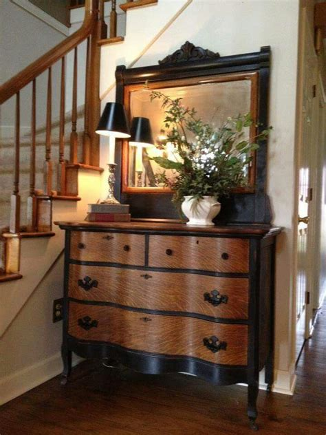refinish ideas for bedroom furniture 25 best ideas about black painted dressers on pinterest