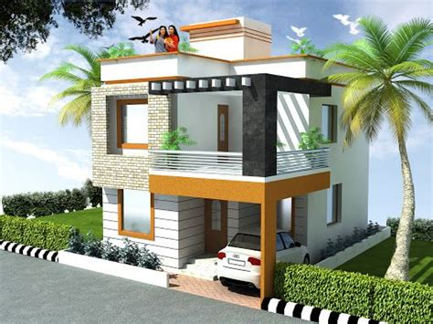 indian home design news front elevation designs for duplex houses in india