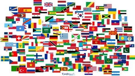 taqospot daftar lengkap negara negara  dunia beserta