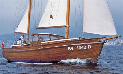 boat trader michigan sailboats 1959 alden ketch rigged motor sailer sail boat for sale
