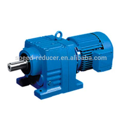 types of electric motor mounts r series helical gear motor flange type electric motor