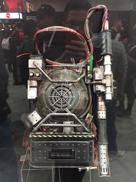 Ghostbusters Costume Proton Pack by Spirit Proton Pack