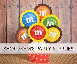 m m decorations m ms supplies