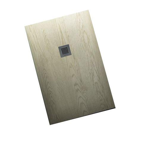piatto doccia 80x90 piatto doccia 80x90 effetto legno realizzato in marmo