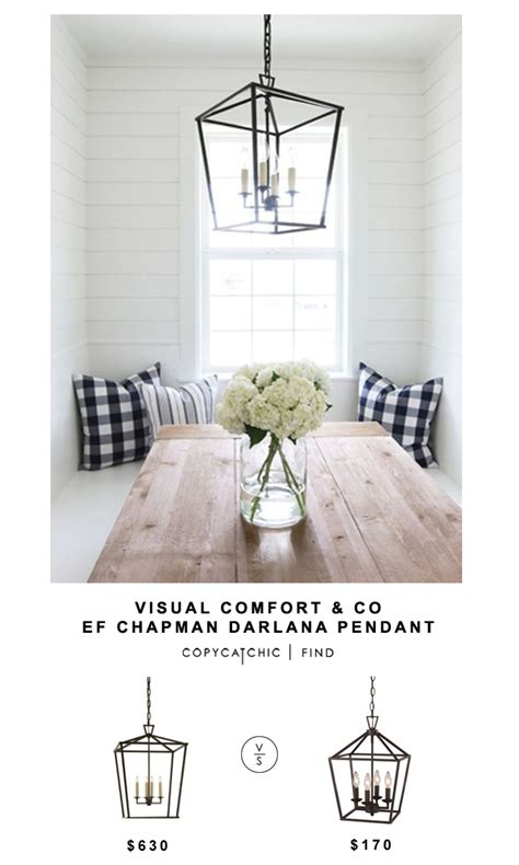 ef chapman table ls visual comfort co ef chapman darlana pendant copycatchic