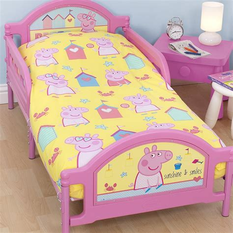 peppa pig bedroom sets peppa pig curtains argos home the honoroak