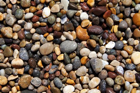 the pebble in my colorful pebbles on beach naturetime