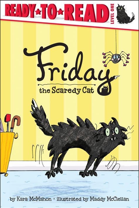 New Year Resolutions Simon S Cat Guide To friday the scaredy cat book by kara mcmahon maddy